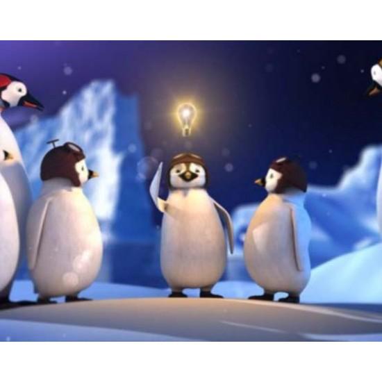Именное видеопоздравление малыша от Деда Мороза! Все 5 серий