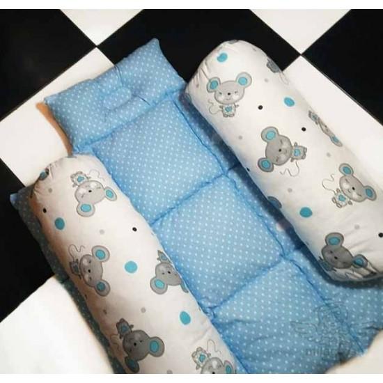 Ограничитель для сна новорожденного Мышки