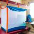 Железнодорожный манеж для путешествий на поезде